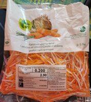 Salade carottes et céleri - Product - fr