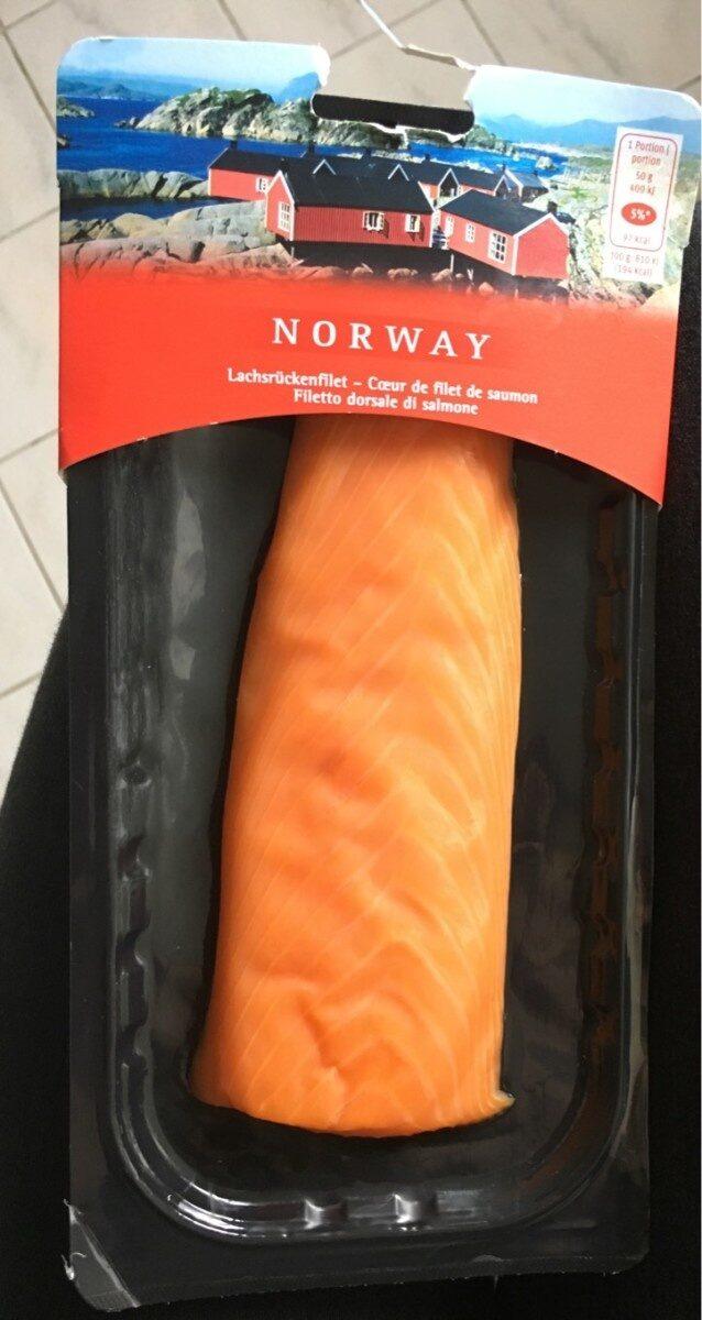Coeur de filet de saumon - Product - fr