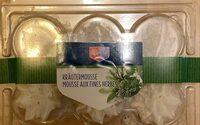 Mousse aux finnes herbes / Kräutermousse - Product - fr