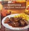 Reh Pfeffer, Wild - Product