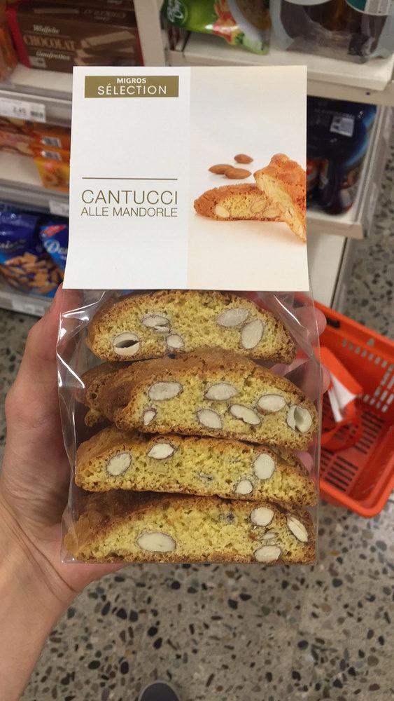 Cantucci aux amandes - Product - fr
