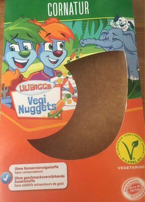 Lilibiggs Vegi Nuggets - Product