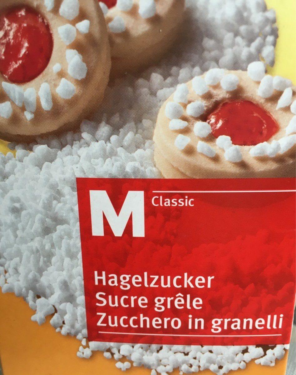 Hagelzucker - Produkt - fr