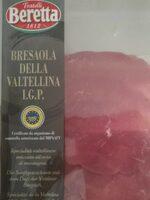 Bresaola della Valtellina I.G.P. punta d'anca - Prodotto - fr