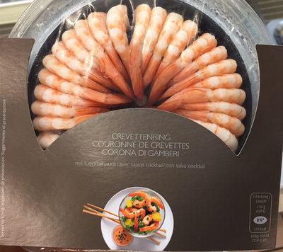 Couronne de Crevettes - Product