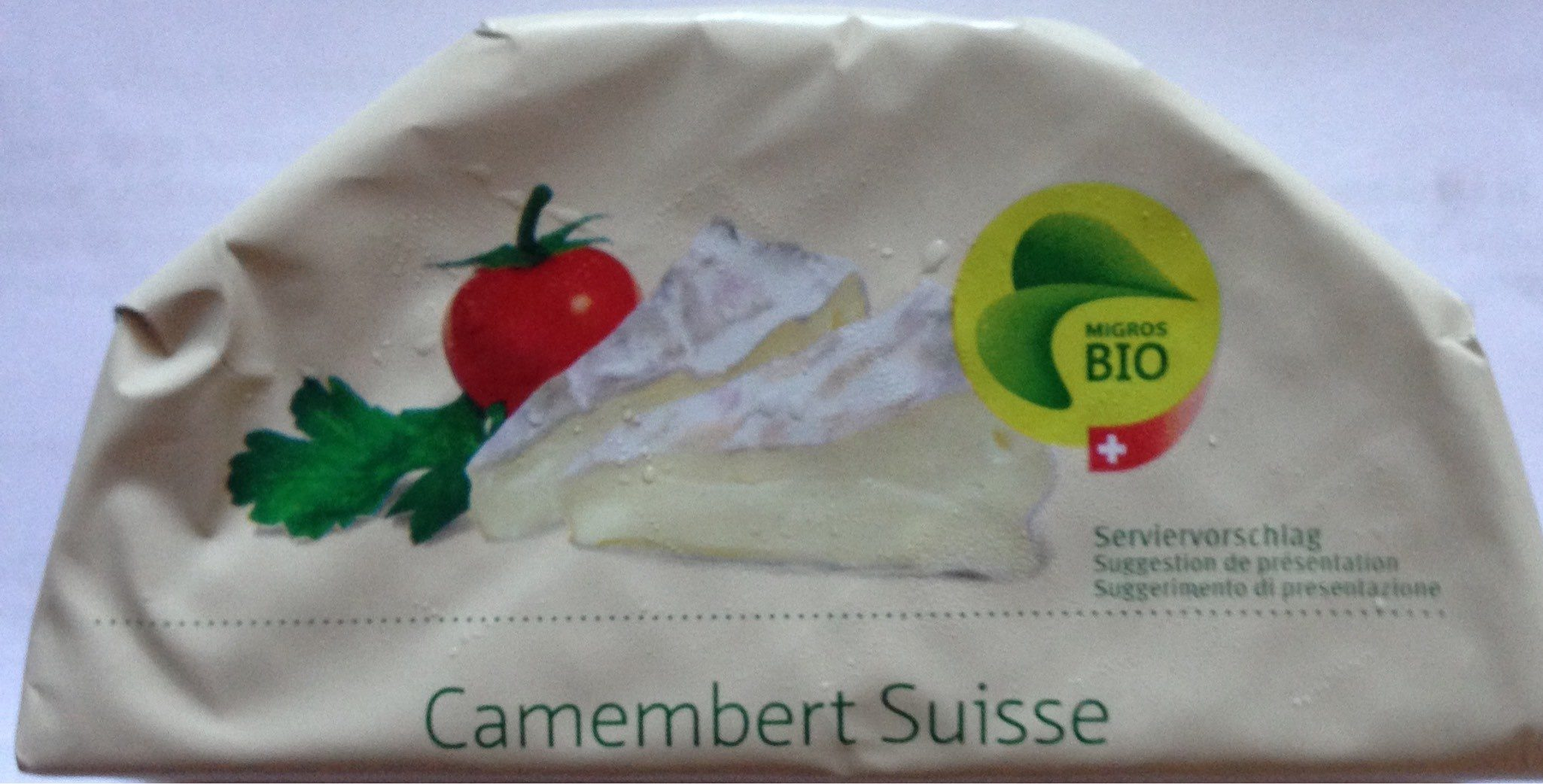 Camembert Suisse - Prodotto - fr