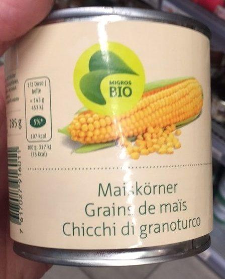 Grains de maïs - Product