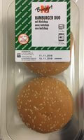 Hamburger Duo - Product