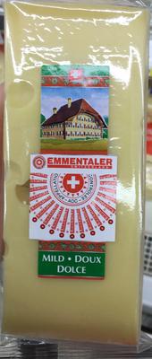 Emmentaler Doux (31% MG) - Produit - fr