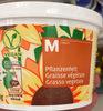 Graisse végétale - Produit