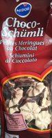 Petites Meringues au Chocolat - Produit - fr