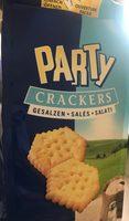 Party crackers salé - Produit