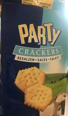 Party crackers salé - Product - fr