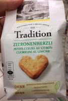 Zitronenherzli - Product - de