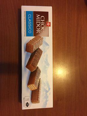 CLASSICO GAUFRETTES AU CHOCOLAT SUISSE - Product - fr