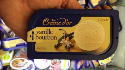 Vanille bourbon - Product