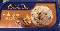 Crème d'Or - Prodotto - fr