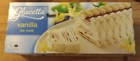 Vanilla Ice cake - Product