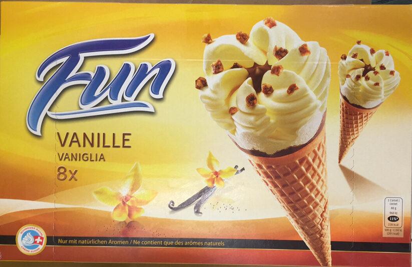 Vanille 8x - Prodotto - fr