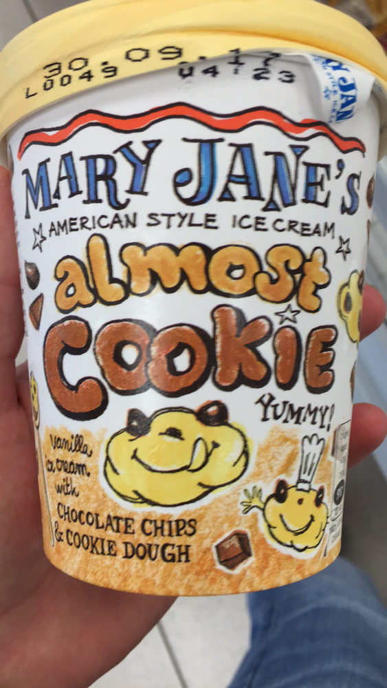 Mary Jane's almost Cookie - Produit