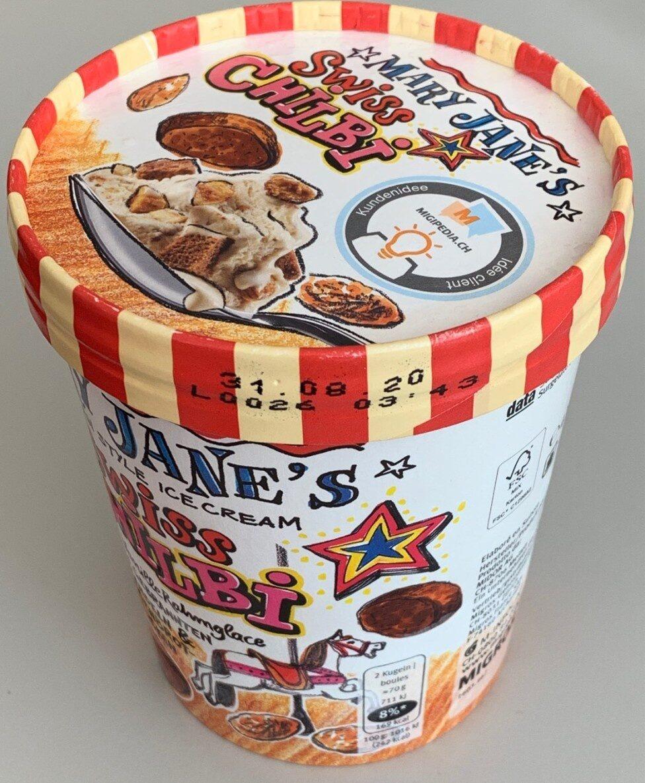 Mary Jane's Swiss Chilbi - Produit
