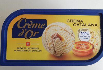 Crema catalana - Product