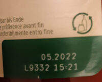 Gemüsecocktail BIO - Recycling instructions and/or packaging information - en