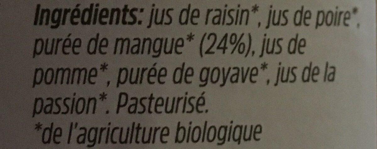 Mango mix - Ingredienti - fr