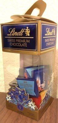 Swiss Premium Chocolate Chocolats Assortis - Product - fr