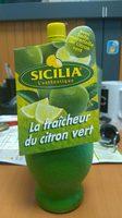 jus de citron vert Sicilia - Product
