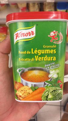 Fond De Légumes Granulé - Prodotto - fr