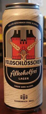 Feldschlösschen sans alcool - Product