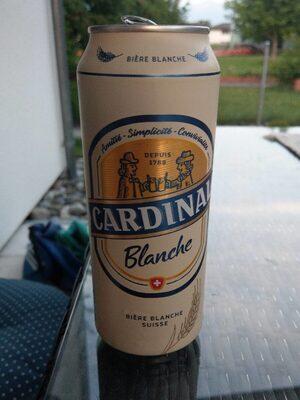 Cardinal Blanche - Produit - fr