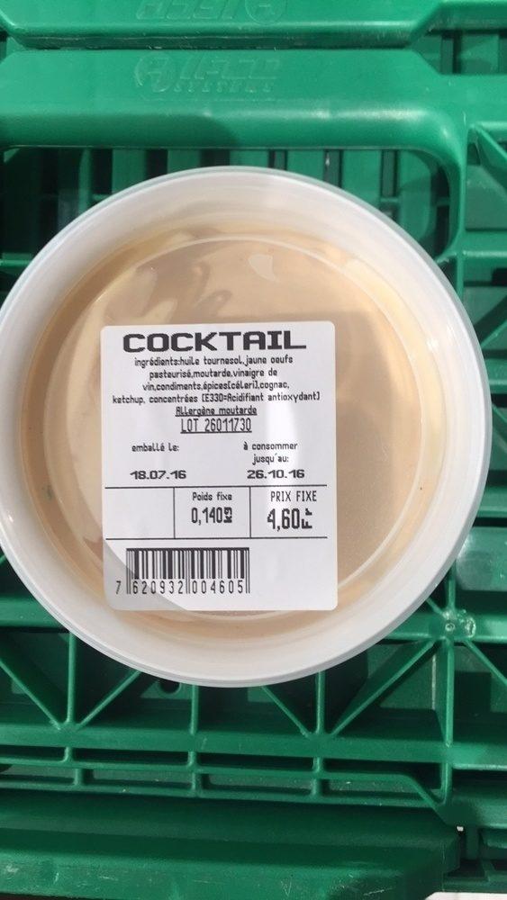 La Grenette Cocktail - Product
