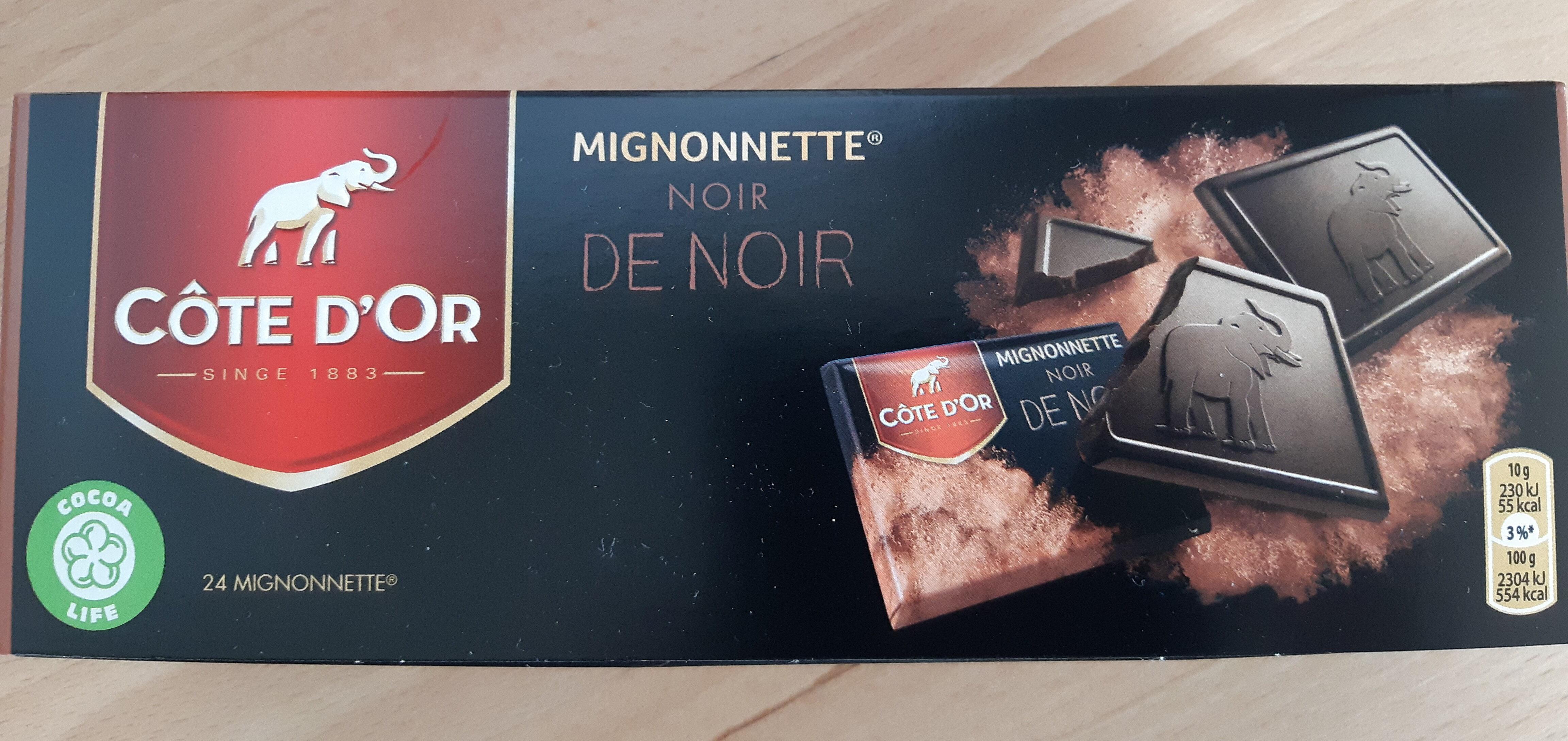 Mignonnette noir de noir - 产品 - fr