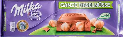 Milka Ganze Haselnüsse - Produkt