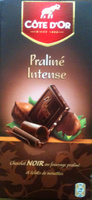 Praliné Intense - Product