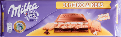 Milka Schoko & Keks - Produkt