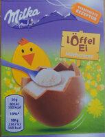 Löffel Ei Milchcrème - Prodotto - de