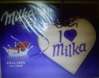 Ilm Alpine Milk Cream Pralines - Product