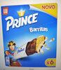 Prince barritas - Producto