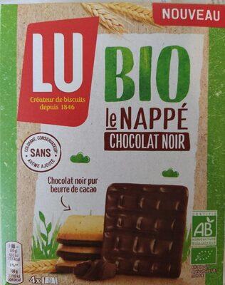 Le NAPPÉ chocolat noir - Produit - fr
