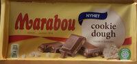 Marabou - Cookie dough - Produit - sv
