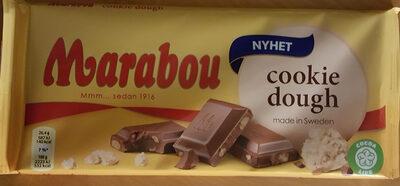 Marabou - Cookie dough - Produit