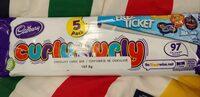 Curly Wurly - Product - en