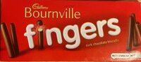 Bournville Fingers - Product - en
