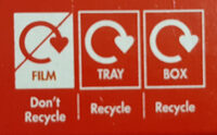 Bournville Fingers - Recycling instructions and/or packaging information - en