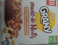 Envie de nuts - Product - fr