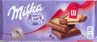 Milka & LU - Produkt