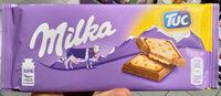 Alpenmilch Schokolade & TUC Cracker - Prodotto - de
